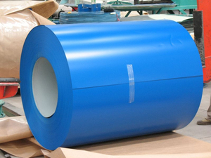Colour coated roll  01